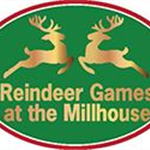 Reindeer Games at the Millhouse Logo