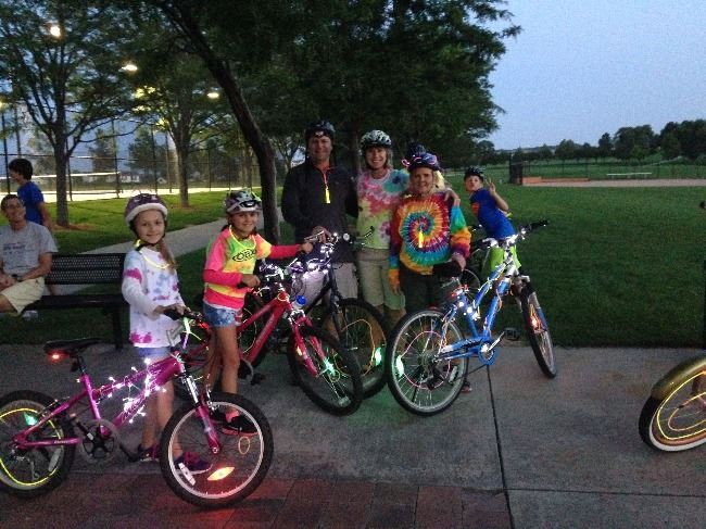 Pedal the Moon 2014