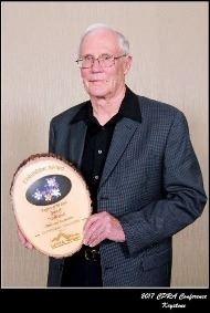 Dennis Carnahan award recipient