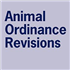 Animal Ordinance Updates