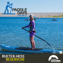 Paddle Days graphic