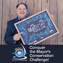 Conquer the Mayor&#39s Conservation Challenge!