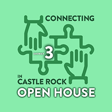 District 3 Open House graphic
