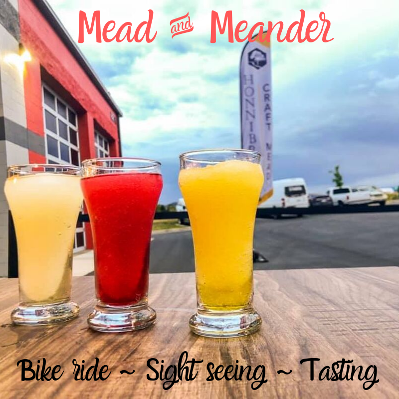 Mead and Meander  SMG