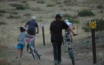 Diversity of Attendees at Rhyolite Bike Park