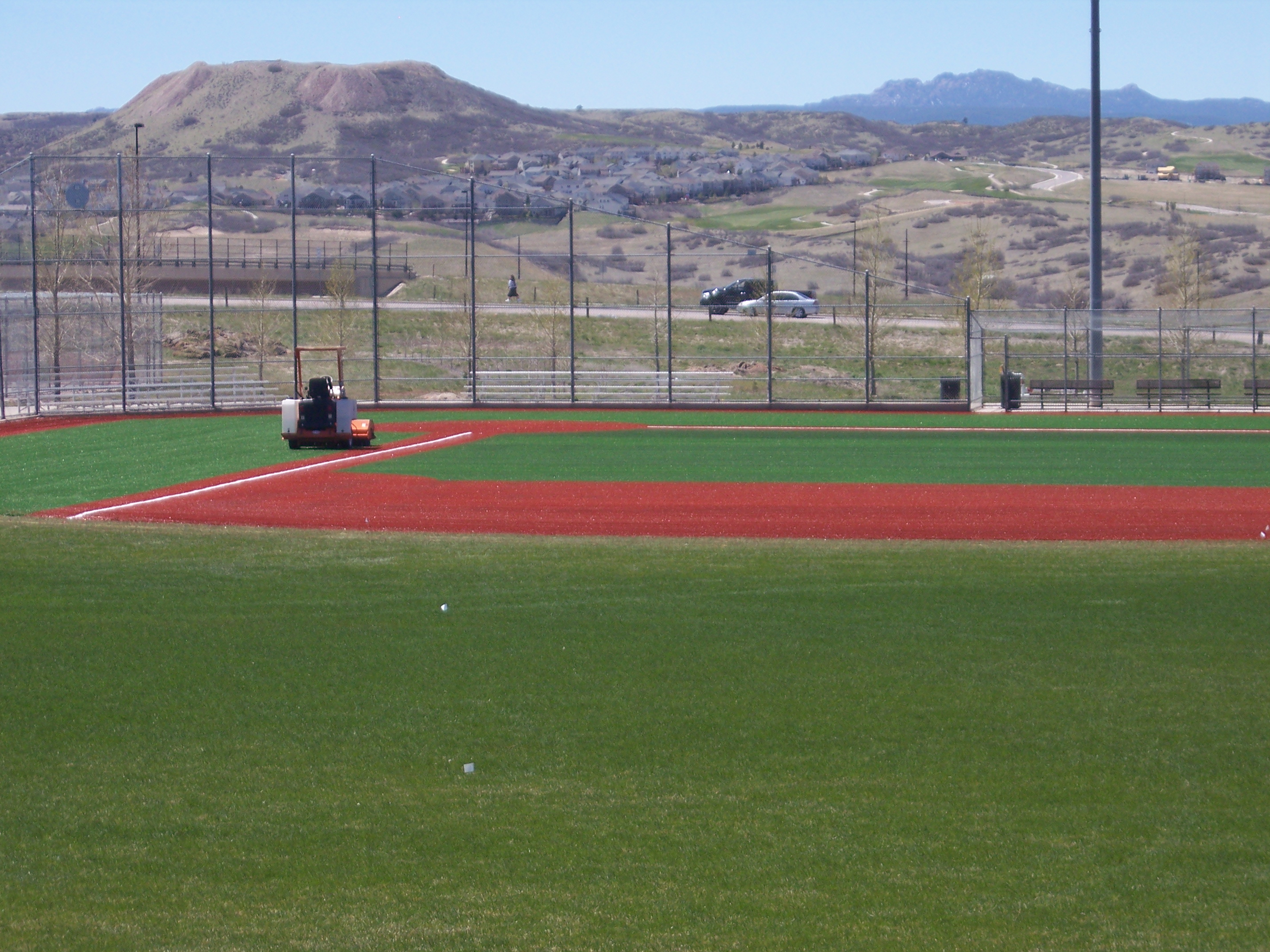 Metzler Ranch Park - Field 3