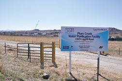 Plum Creek Water Purification Facility