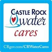 Castle Rock Water cares