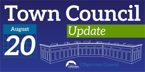 Town Council Update Aug. 20