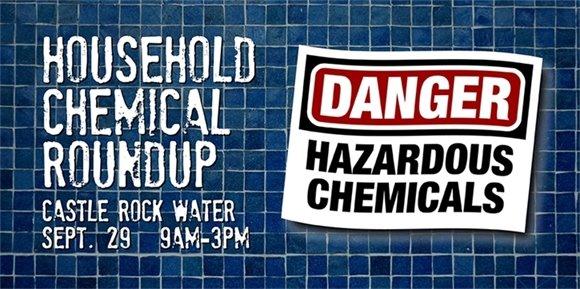 Household Chemical Roundup Logo