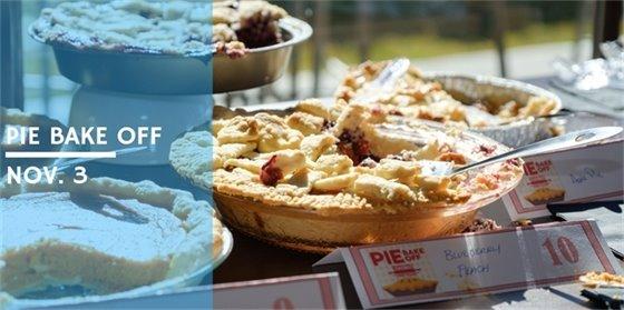 2018 Pie Bake Off