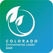 Environmental Leadership Program Gold award plaque