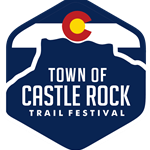 Town of Castle Rock TrailFest logo