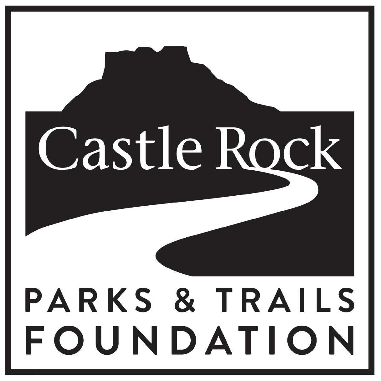 CR Parks and Trails Foundation Modern Logo